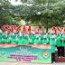 Persit KCK Cabang XXIII Kodim 0612/Tasikmalaya,Gelar Jumat Berkah