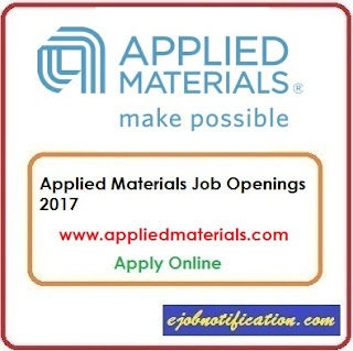 Software Engineer Openings at Applied Materials Jobs in Bangalore Apply Online