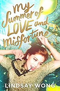 Cover of My Summer of Love and Misfortune, one of the books on Zazie Todd's summer reading list