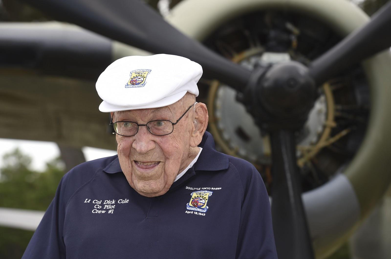 Honoring Doolittle Raid's Heroes