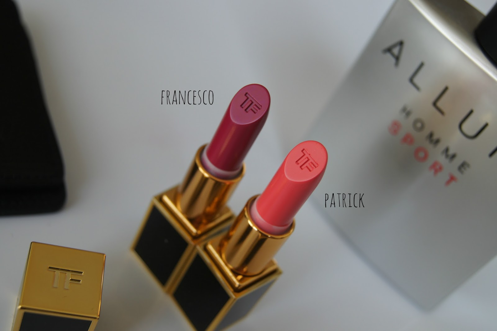 Tom Ford Lips and Boys-Part II | Expat Make Up Addict