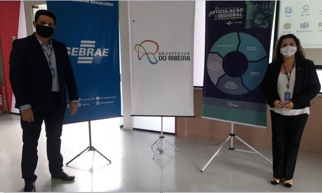 Sebrae-SP e FGV realizam novo encontro para melhorar o ambiente de negócios no Vale do Ribeira