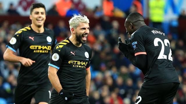 Tin HOT bóng đá sáng 13/1: Aguero vượt mặt 2 huyền thoại của Ngoại hạng Anh