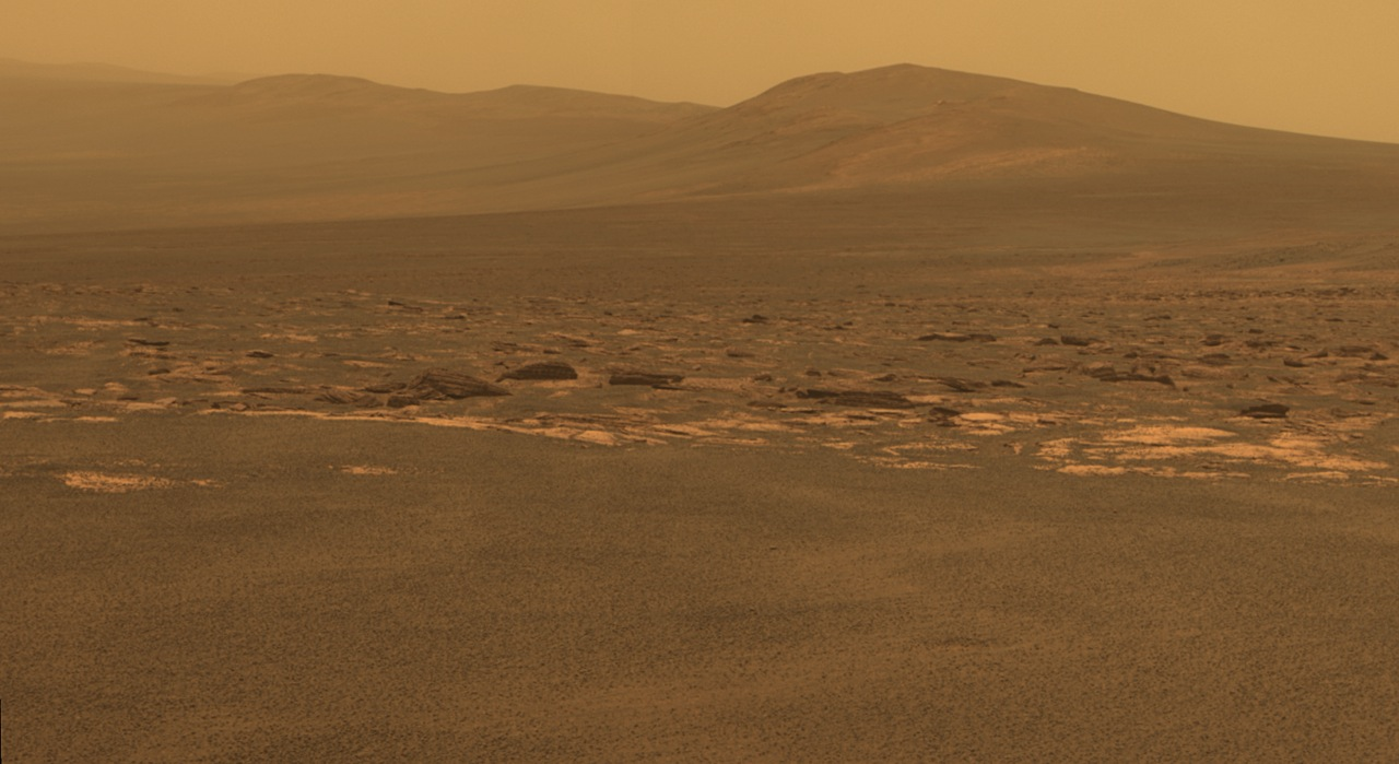opportunity rover on mars - photo #28