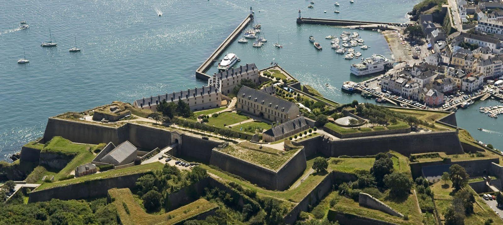 documentaire: architecture la citadelle de vauban - btp-cours