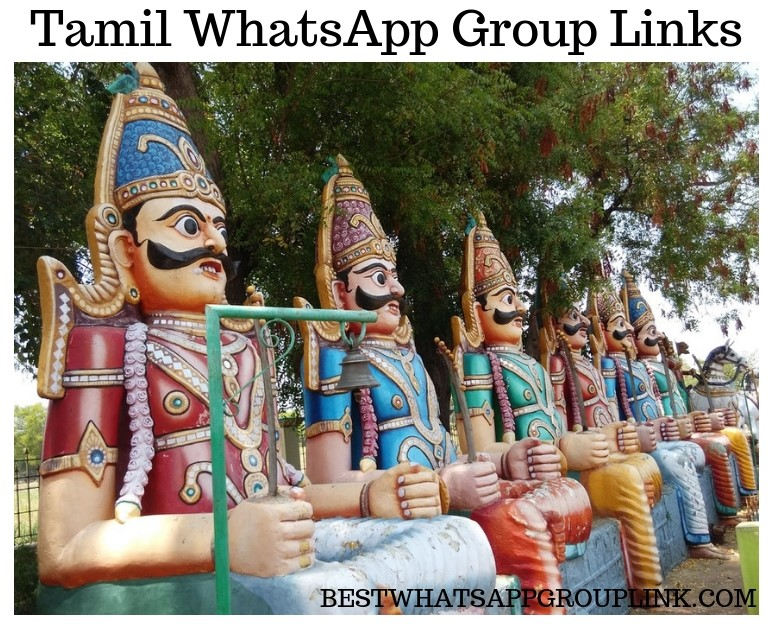 Tamil WhatsApp Group Links: 500+ Tamil Whatsapp Group Links