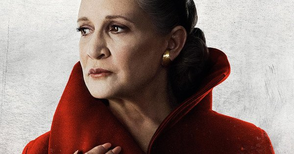 'Star Wars: Episode IX' Announces Cast - Carrie Fisher will be involved