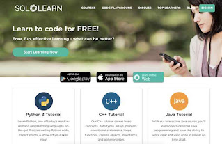 Situs coding gratis Solo Learn