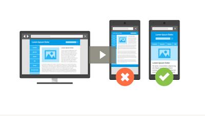 Disukai Mesin Pencari Google dan Pengunjung Pengertian dan Pentingnya Blog Mobile-Friendly