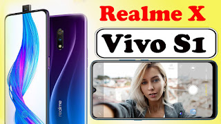 Vivo S1 vs Realme X Tamil,Vivo S1 vs Realme X Tamil spec,Vivo S1 vs Realme X Tamil  comparision,Vivo S1 vs Realme X Tamil camera comparision