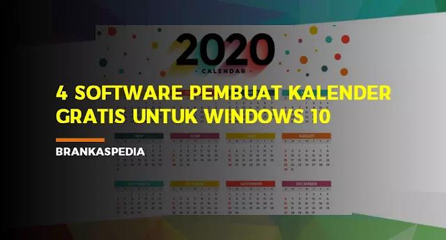 software pembuat kalender