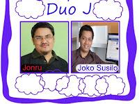 Inspirasiku : Joko Susilo dan Jonru