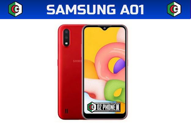 Samsung A01 سعر و مواصفات في الجزائر Samsung A01 Prix Algerie