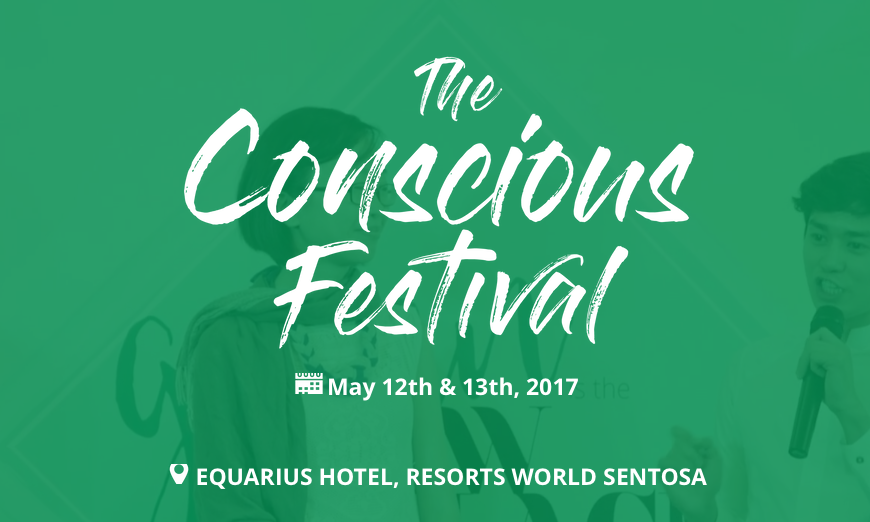 Coming Soon: Conscious Festival Green is the New Black