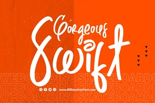 Swift Gorgeous Font