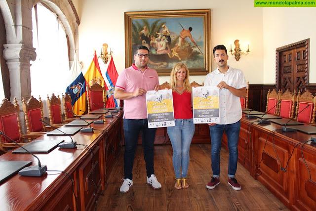 Geko, Barbanegra y Overbooking actuarán en el Festival del Día del Corsario de Santa Cruz de La Palma