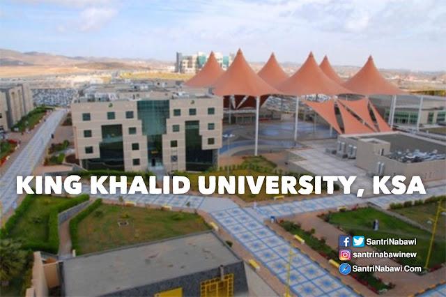 Beasiswa Sarjana (S1) di King Khalid University, Arab Saudi 1439/1440 H