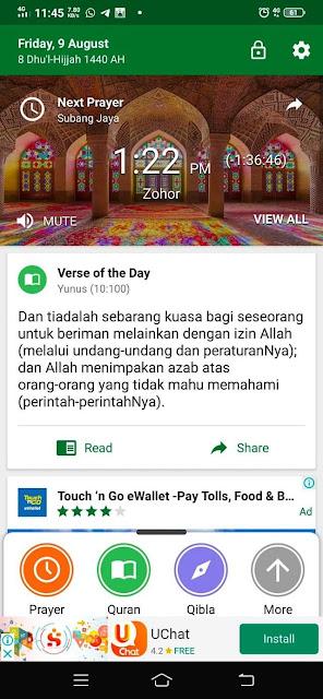 apps Muslim Pro