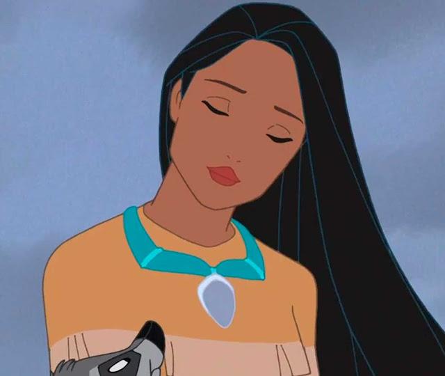 Pocahontas Colar