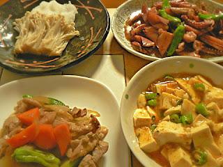 産豚肉の生姜炒め