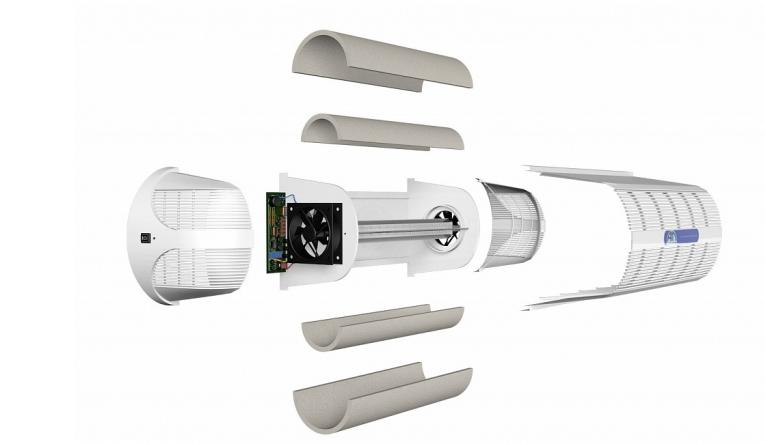 Preciscivac vazduha za kucu Nobel Ambilife nacin funkcionisanja 1