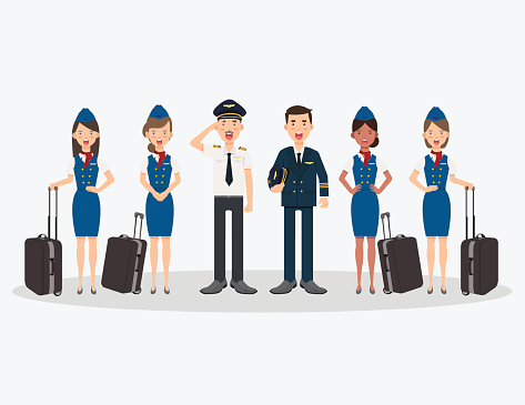 Pilots Do Hook Up With Flight Attendants, Say Flight Attendants