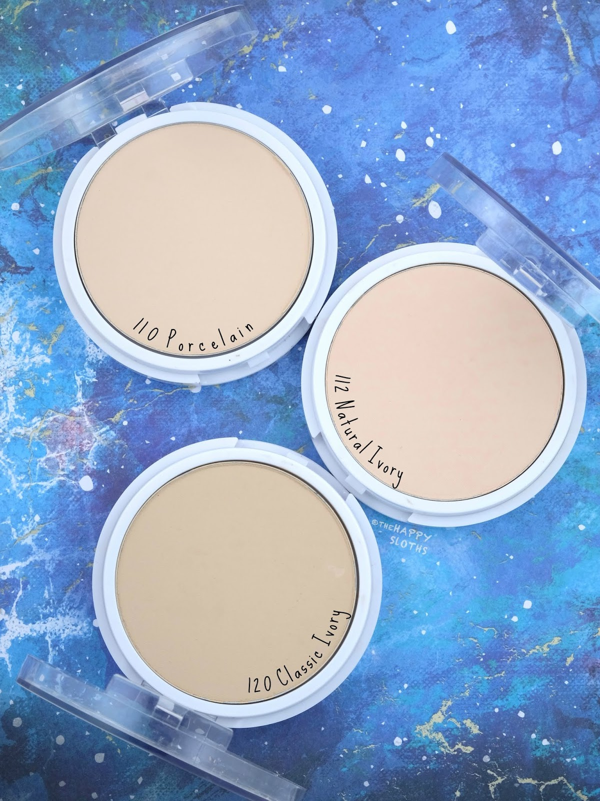 Maybelline | SuperStay Full Coverage Powder Foundation: Review and Swatches