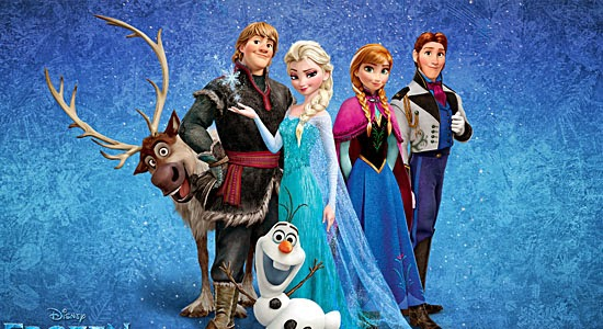 Disney Frozen Family support