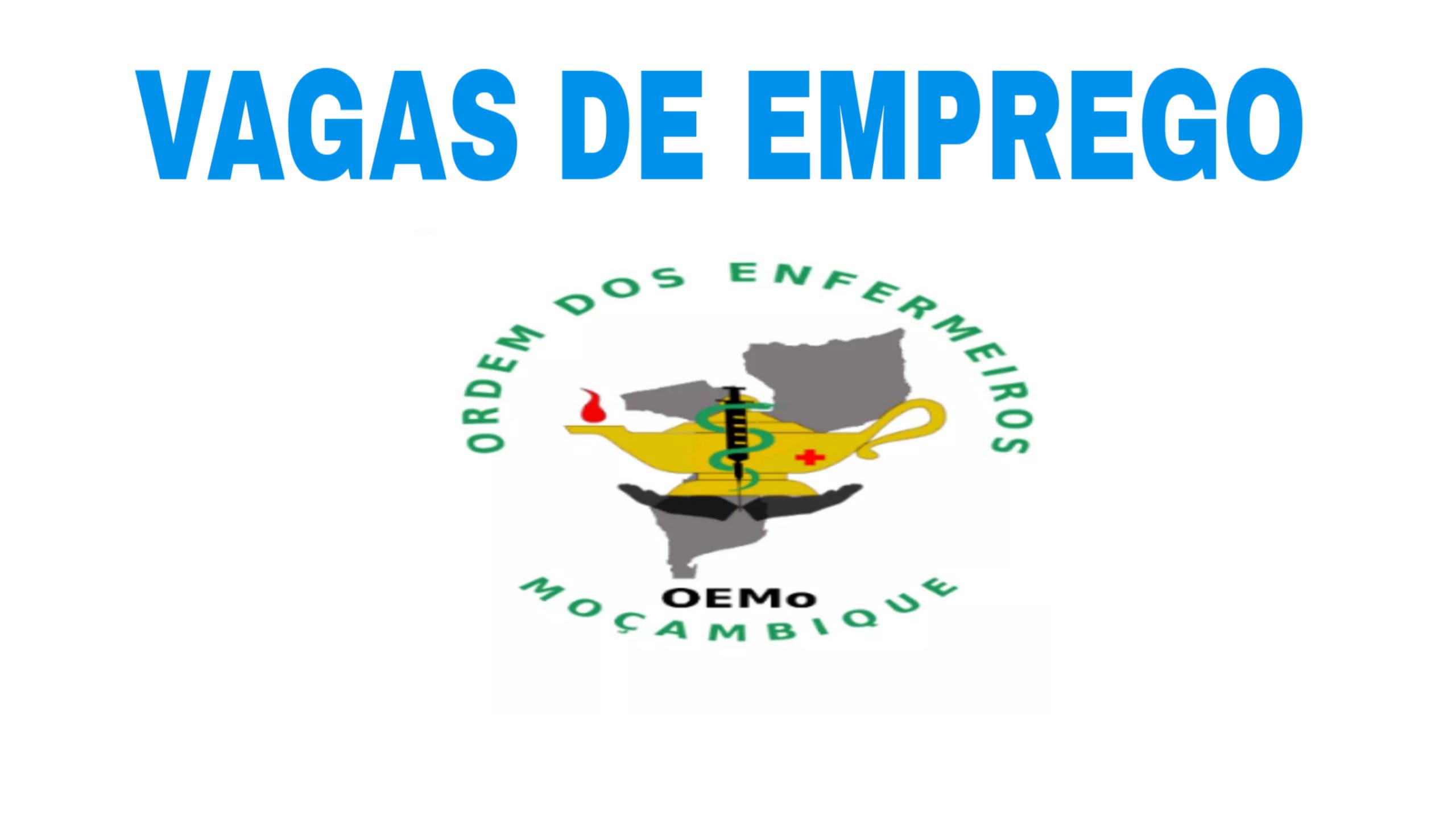 Recrutamento na Ordem dos Enfermeiros de Moçambique (OEMo)