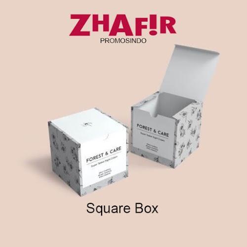 Cetak Kemasan Square Box