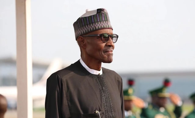 Buhari congratulates Super Eagles