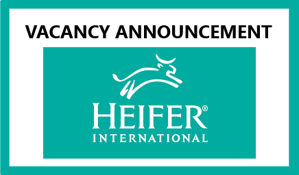Heifer International Nepal Vacancy