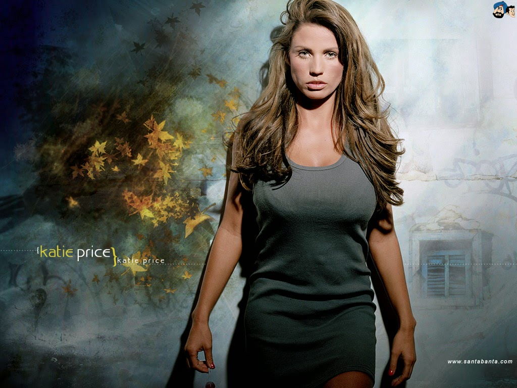 Celebrity Katie Price Mobile Wallpapers