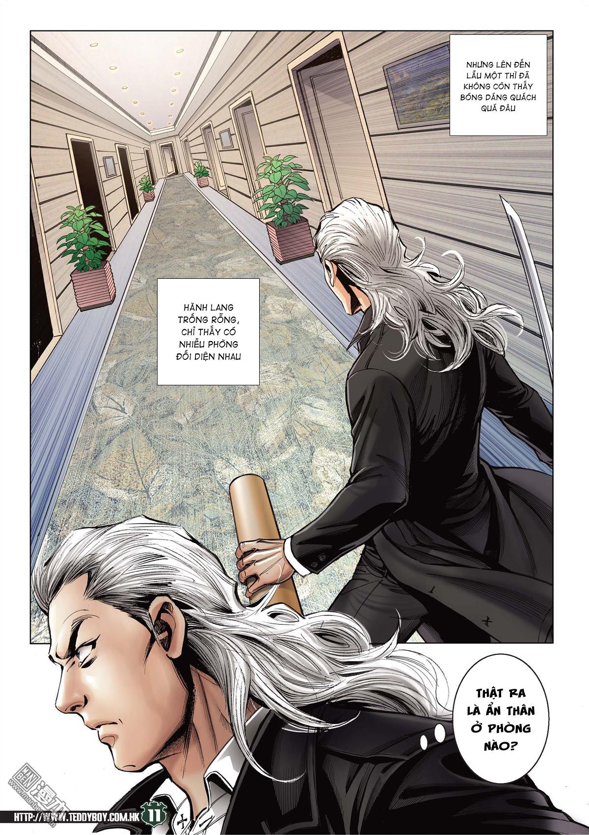 Người Trong Giang Hồ RAW chap 2070 - Trang 10