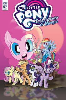 My Little Pony: Friendship is Magic #57 Revealed