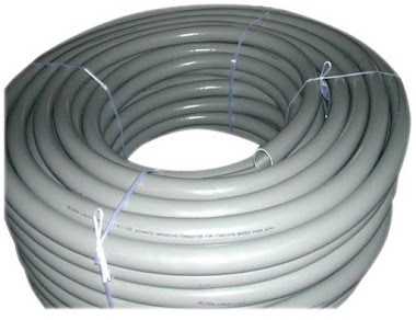 ท่อเหล็กอ่อนร้อยสายไฟกันน้ำ ท่ออ่อนร้อยสายไฟ