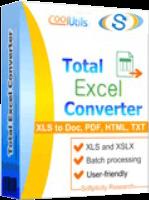 Coolutils Total Excel Converter logo