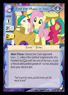 My Little Pony Find the Music in You Equestrian Odysseys CCG Card