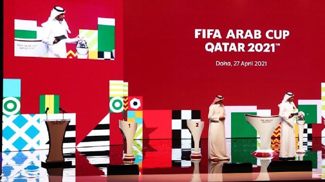 كأس العرب للمنتخبات 2021