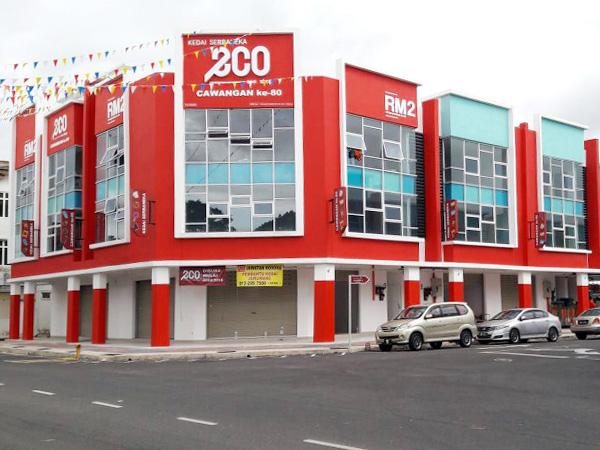 Senarai Cawangan Kedai Eco Shop (RM2) Negeri Melaka