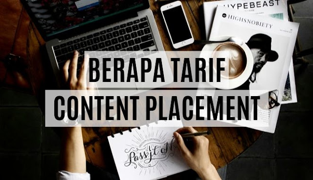 tarif content placement
