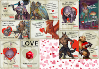 2016 WotC VDay Cards
