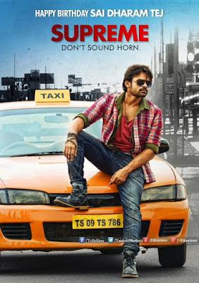 Supreme Khiladi 2017 Hindi Dubbed Movie DTHRip 400MB Download