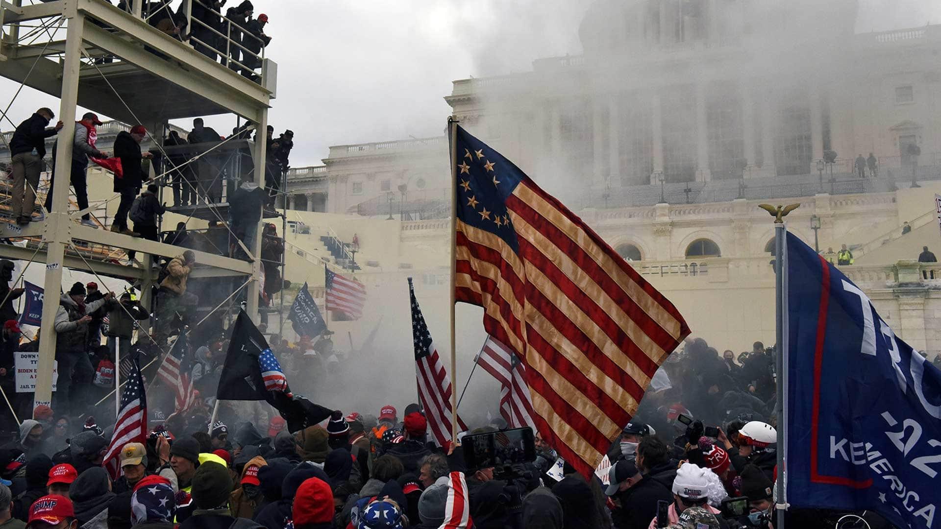 Foto de Protestas en USA
