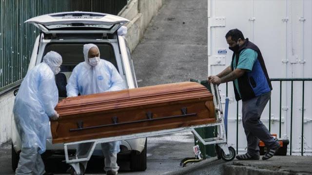 Polémico informe de Chile a OMS sobre los muertos por COVID-19