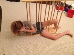 Epic Fails Girls Stuck