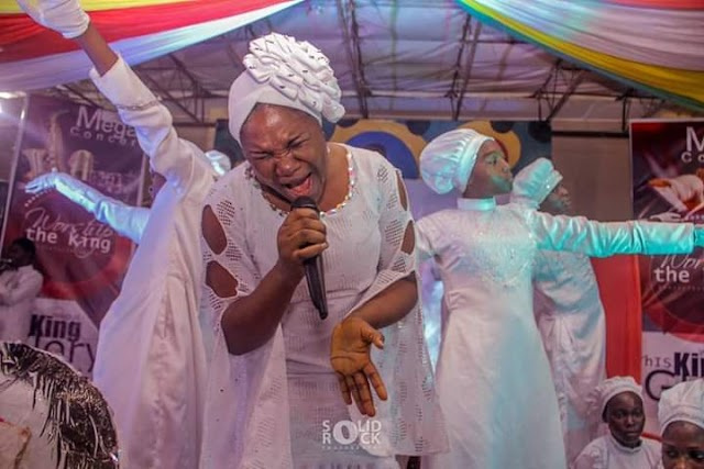 Morning Star Voices: See  Lovely Photos of Melodious ministrations from Mega Praise Concert