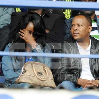 Lilian Muli and Jared Nevaton Ombongi