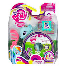 MLP Single Wave 1 with DVD Rainbow Dash Brushable Pony
