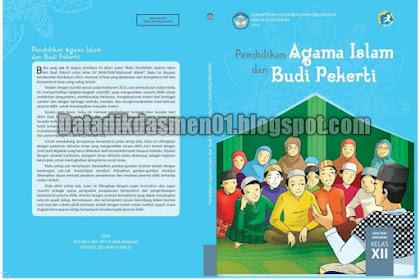 Download Buku  Guru dan Siswa K13 PAI Bahasa Arab MA Kelas 12
